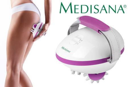 Publicité pour un appareil de massage anti-cellulite